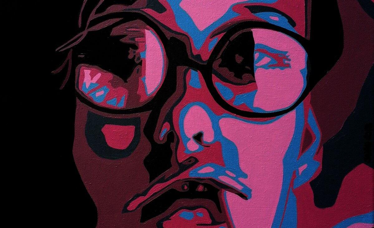 arty jesse, smoker art,artiste peintre paris, pop artiste, pop art paris, art blog