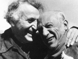 Chagall & Picasso 1941