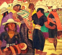 Julia Codesido - Indiennes Huancas 1931