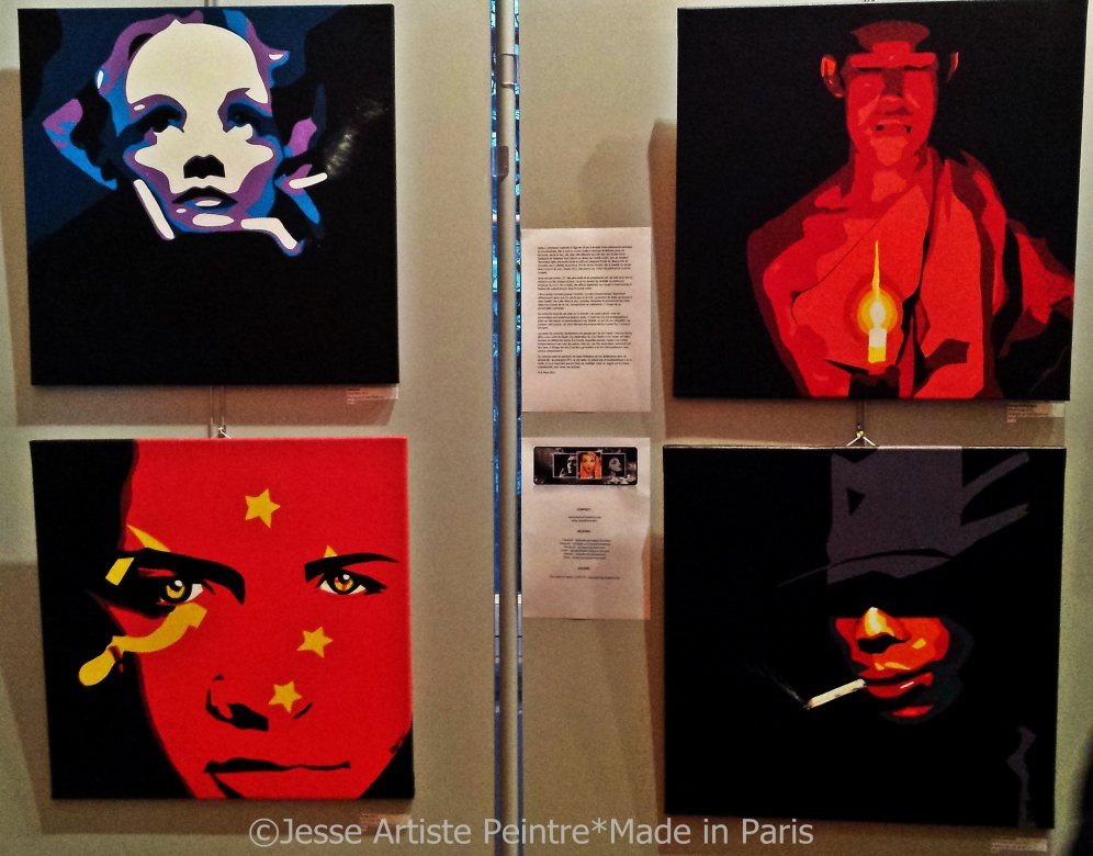 spov, exhibition, exposition, mairie du 16éme, jesse, paris