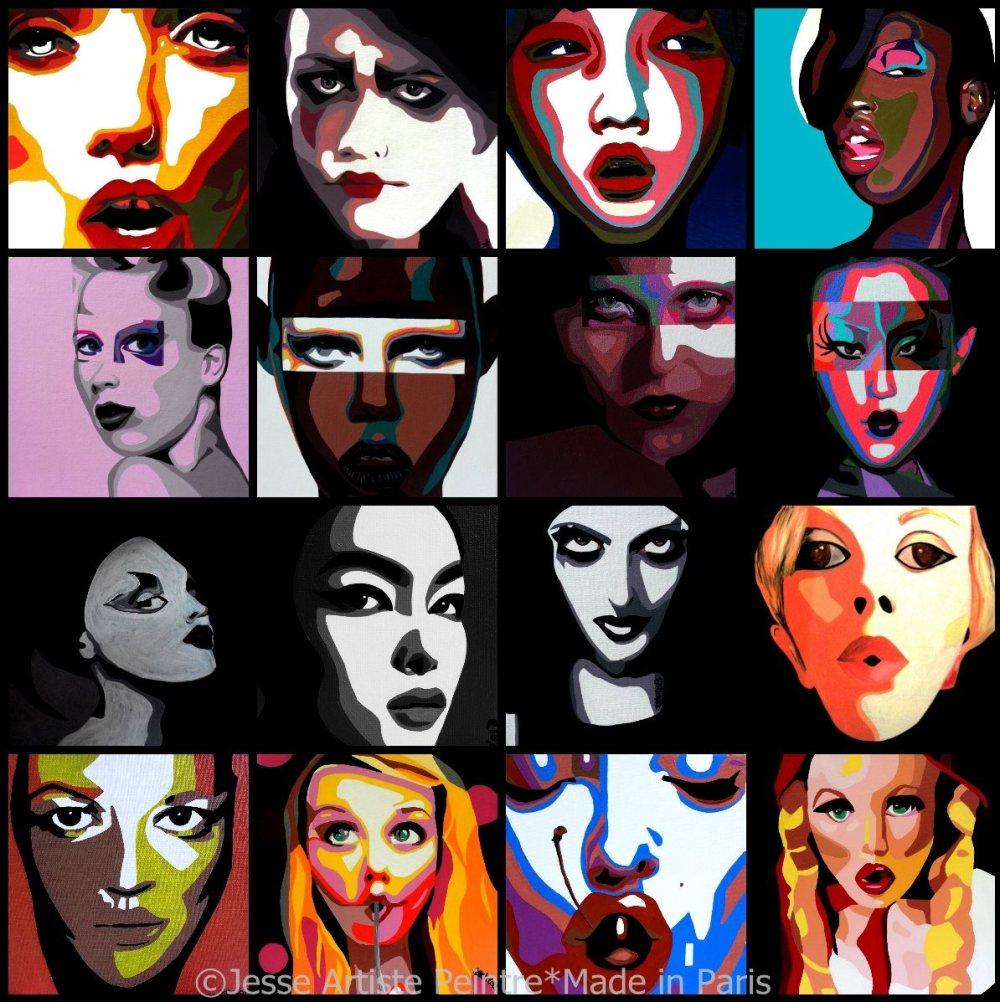 artiste peintre paris, 2014, goodbye, jesse, artiste, paris, review, retrospective