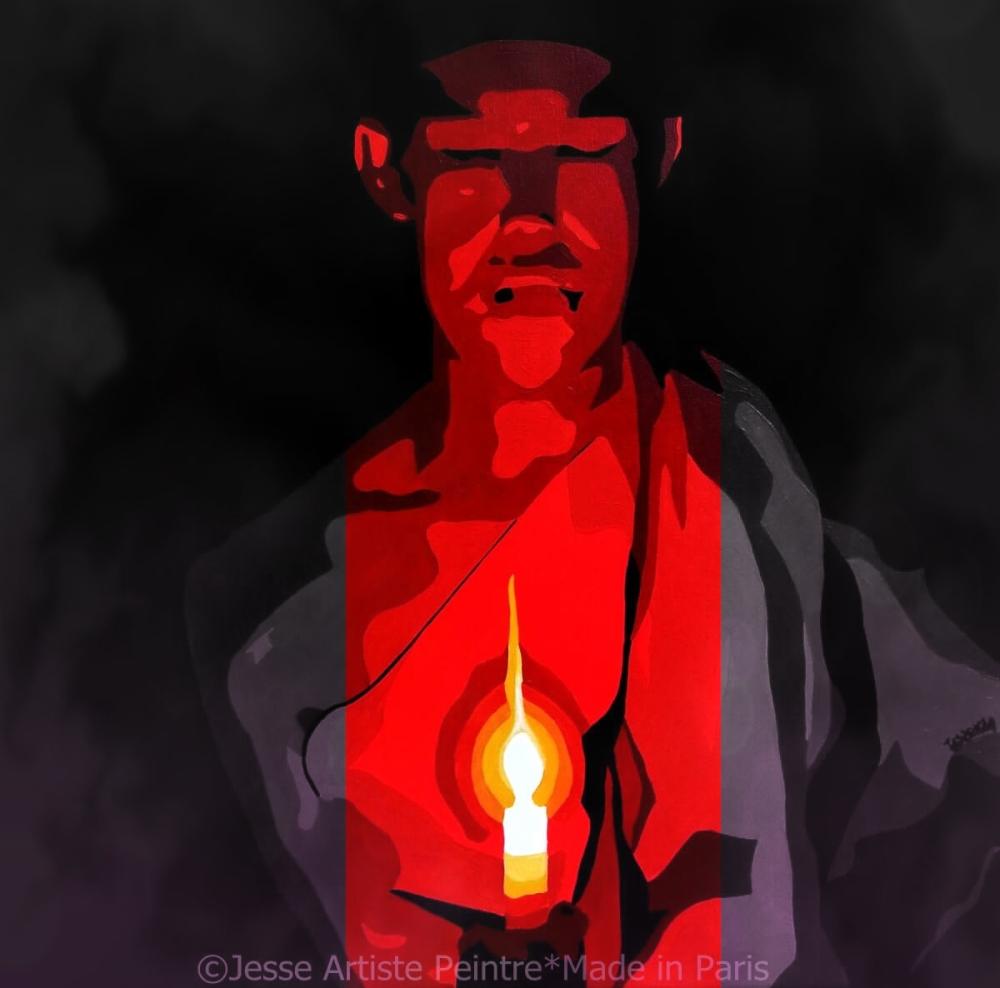 13 novembre, paris, rip, candle, buddha, peace, artist tribute