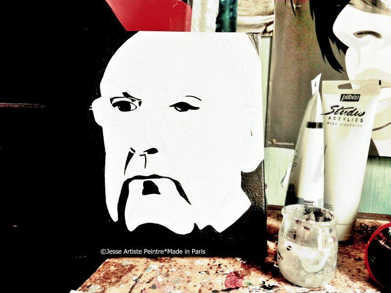 pierre aidenbaum, paris, jesse artiste peintre, le marais, paris 3