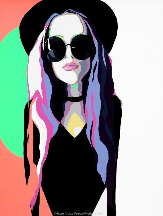 lolita, jesse, artiste peintre, teen spirit, paris, sunglasses, teen art