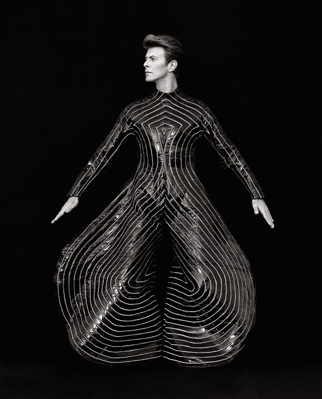 david bowie, herb ritts, mep, maison européenne photographie, expo paris, blog