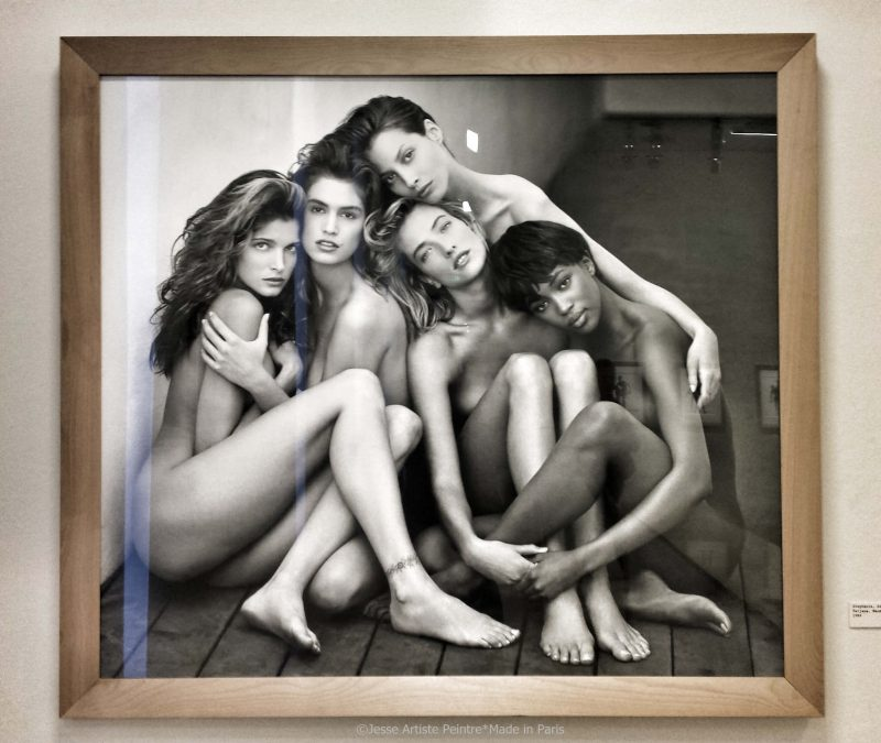 supermodels 1990s,herb ritts, mep, maison européenne photographie, expo paris, blog