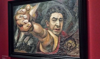 grand palais, mexique, rmn, expo paris, david alfaro siqueiros