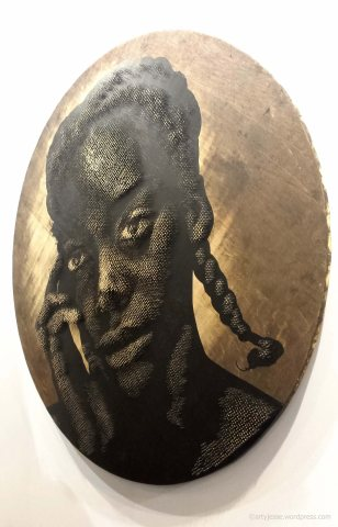 alexis peskine, makasi, akaa, also known as africa, carreau du temple, expo paris, african art
