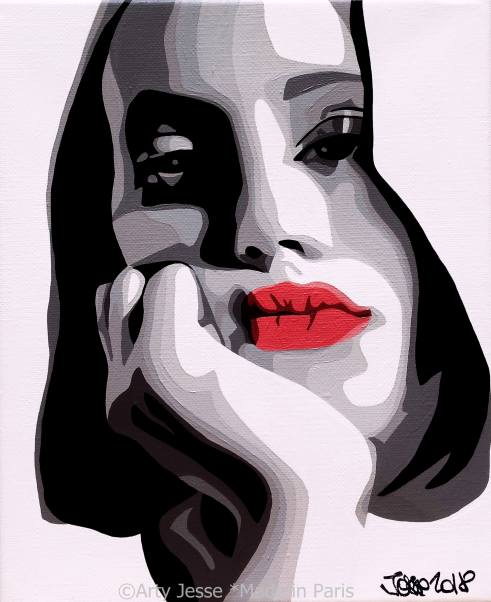 teen spirit, art, painting, paris, french art