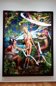 david lachapelle, galerie templon, expo paris
