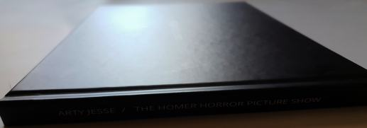 livre d'art, art edition, art book, homer simpson, painting, gift idea, idée cadeau