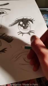 manga, manga workshop, atelier manga, manga tutoriel, manga tutorial, drawing