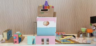 robots diy, diy craft, kids workshop, patronage laïque, stage arts plastiques