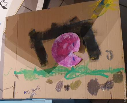interclub 17, nature en 3D, stage arts plastiques, kids workshop