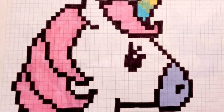 artiste peintre artiste, atelier pixel art, centre reuilly, atelier pour enfant