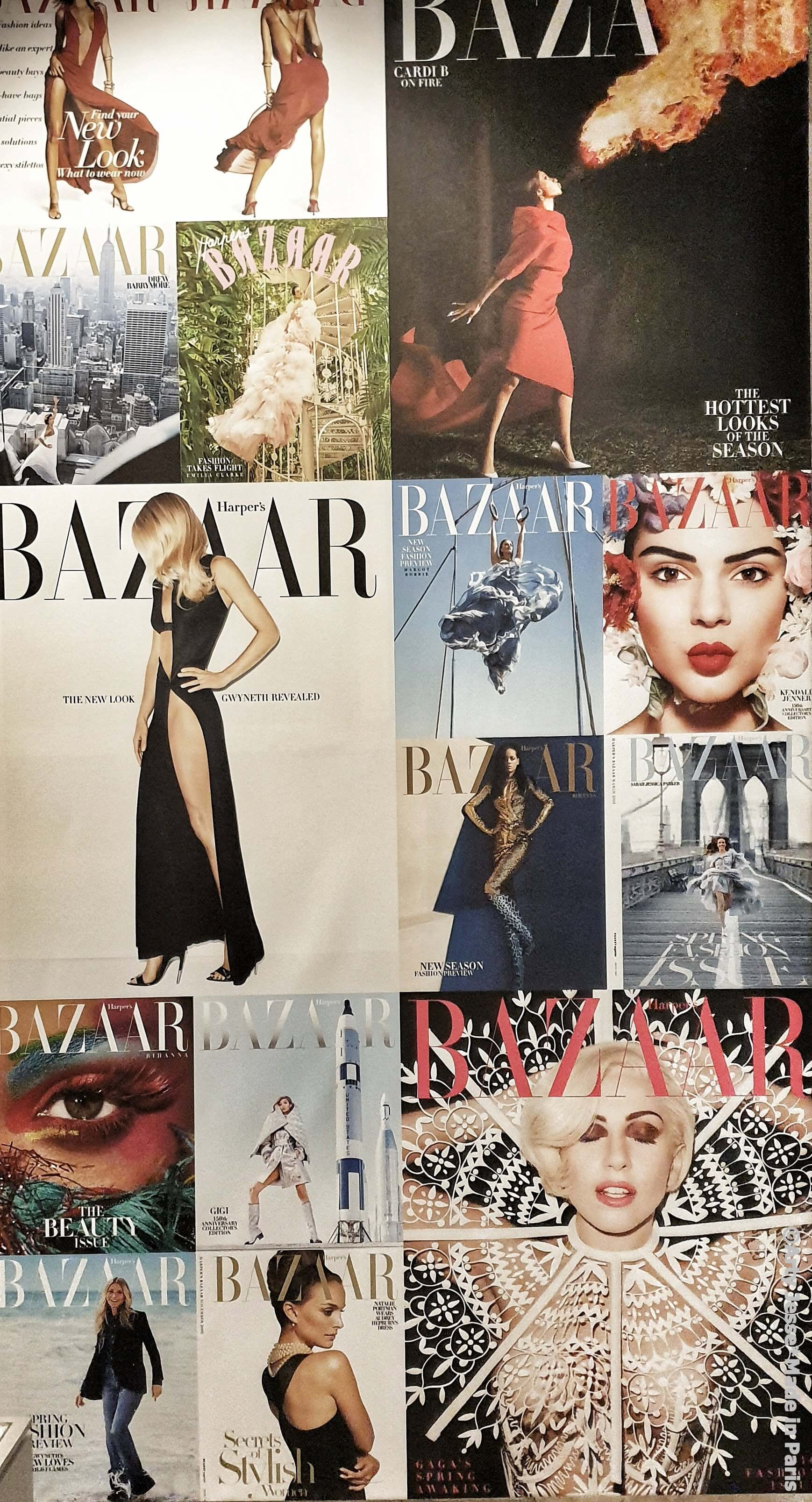 harper's bazaar, exposition, mad, paris, expo paris