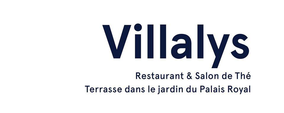 villalys paris, logo