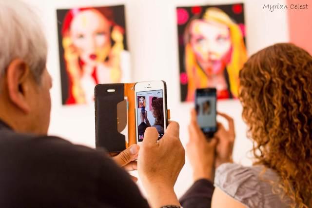 arty jesse, artiste peintre paris, pop artiste, pop art paris, art blog