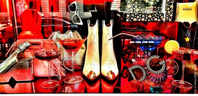 artiste peintre paris, photographie, paris pictures, beautiful bizarre, galeries lafayette vitrines