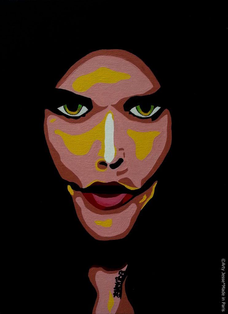 artiste peintre paris, pop art paris, sprayer painting, tagger peinture