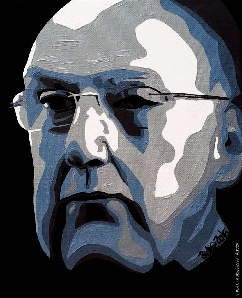 artiste peintre paris, commision work, pierre aidenbaum, political art