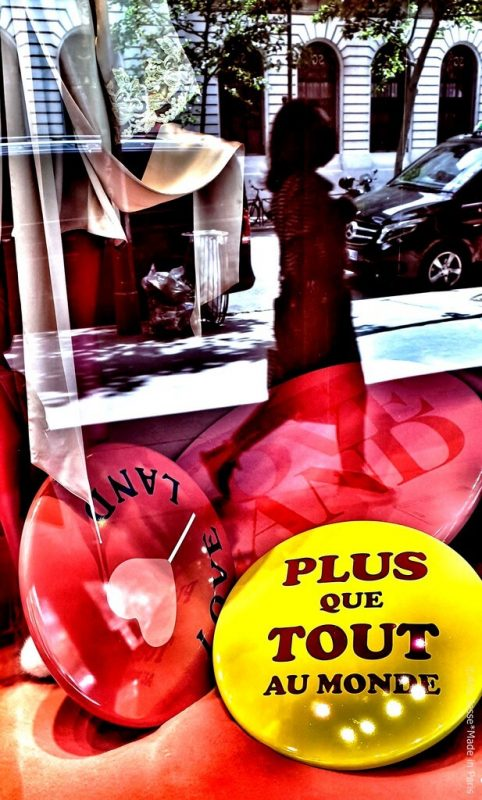 artiste peintre paris, photographie, paris pictures, beautiful bizarre, vitrines galeries lafayette