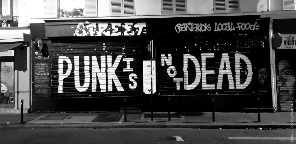 artiste peintre paris, photographie, paris pictures, beautiful bizarre, punk is not dead, punk paris