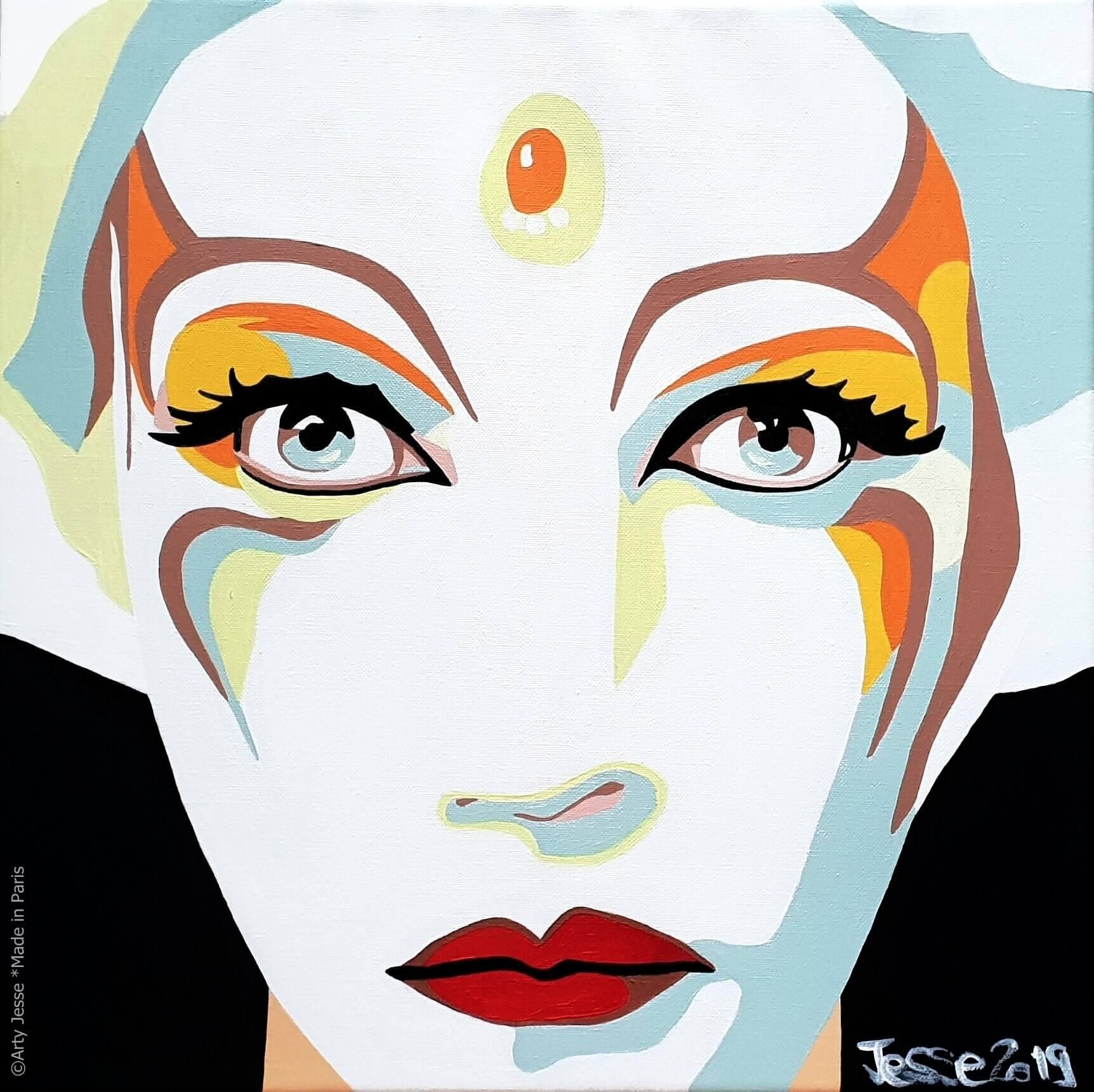 artiste peintre paris, les soeurs de la perpétuelle indulgence, drag queen art, couvent de paris