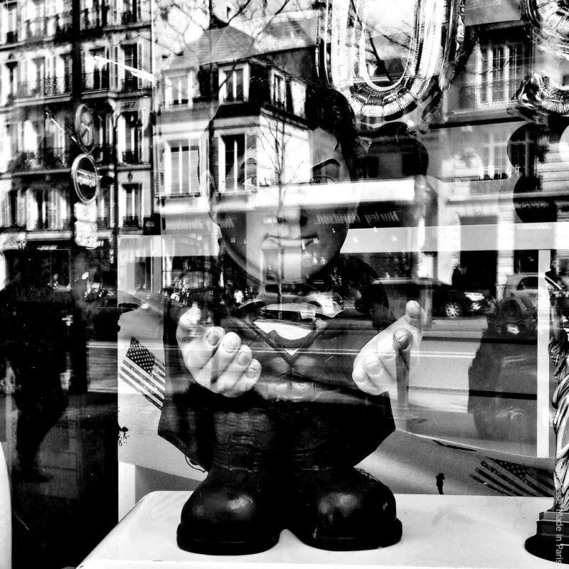 artiste peintre paris, photographie, paris pictures, beautiful bizarre, superman paris