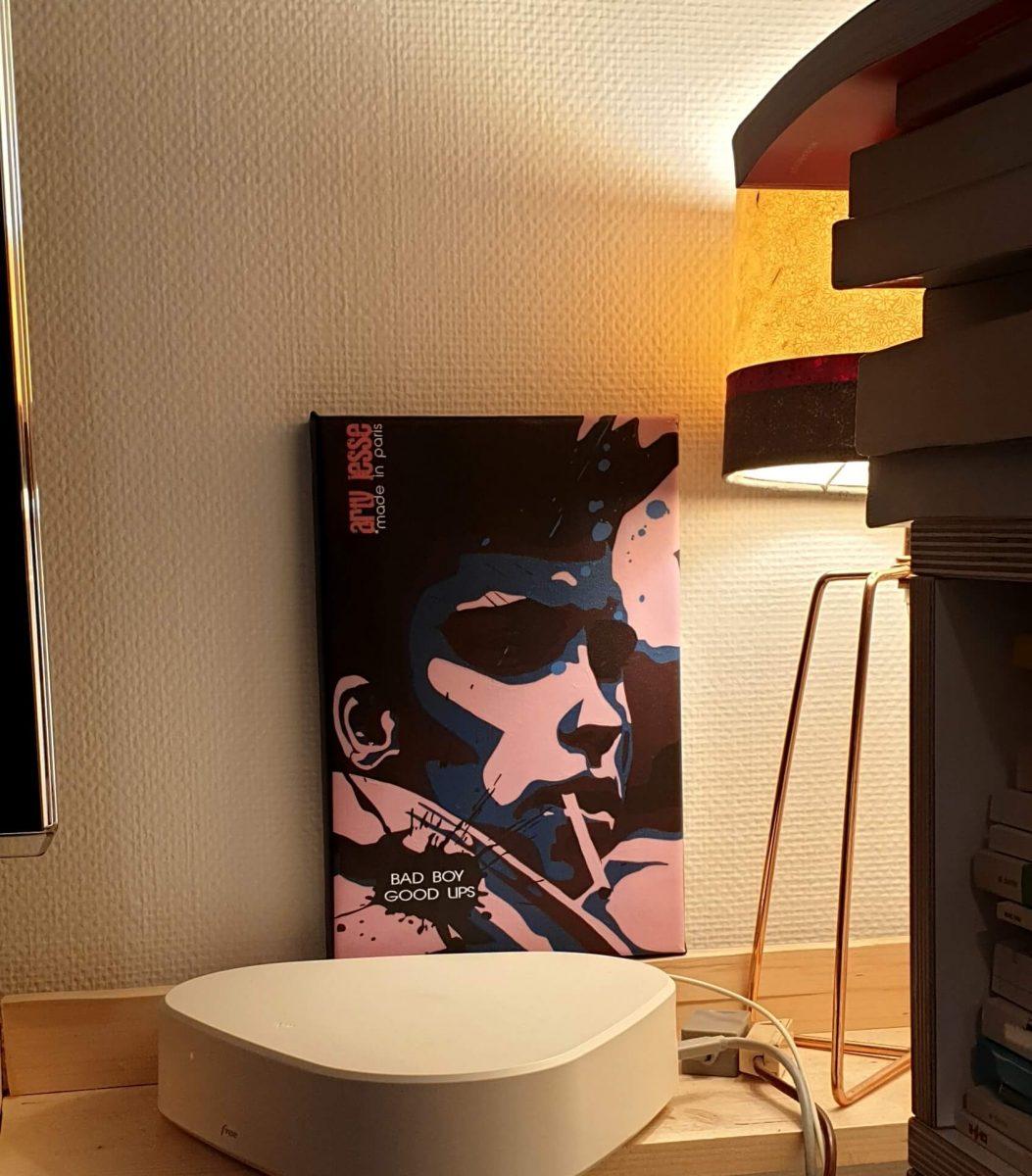artiste peintre paris, reproduction, xmas gift, home decor