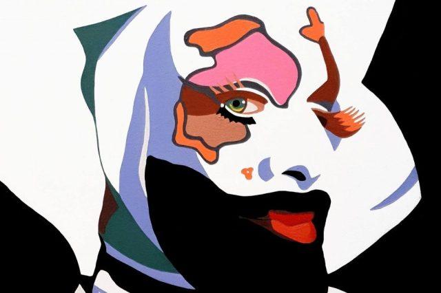 soeur de la perpétuelle indulgence, peinture, arty jesse, artiste peintre paris