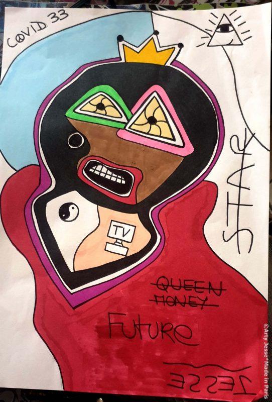 street art workshop, kids craft